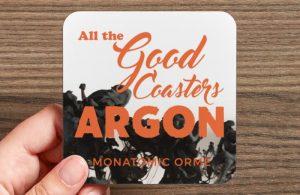 argon-coaster