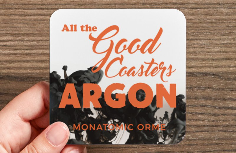 argon-coaster