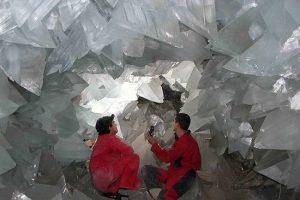 Healing Crystals history