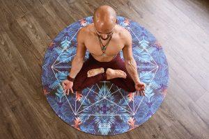man meditating - Monatomic Orme